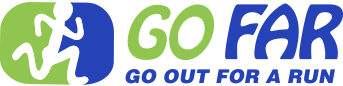 GO FAR Logo