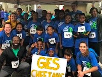 Promoting Kids' Good Health With Running