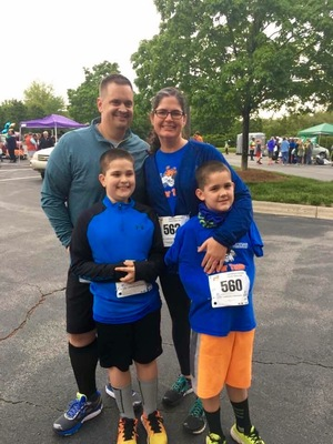 GO FAR Brings Family Together with Fitness and Fun