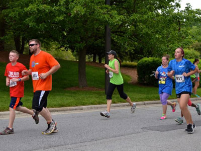 Take Your Family for a Run on National Running Day
