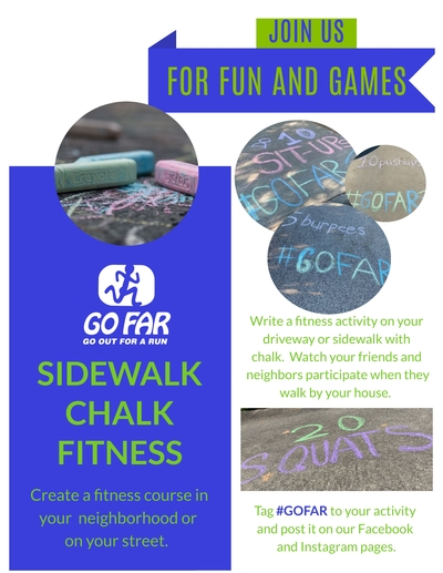 Chalk Fitness Course