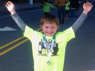 Student Celebrates a Victory Over Perthes Disease With First 5K