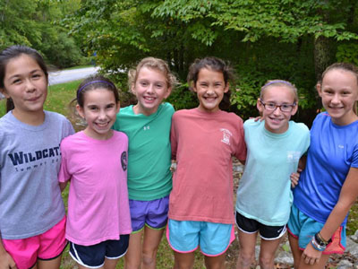 GO FAR Experience, Confidence Give Cross Country Team Members Edge