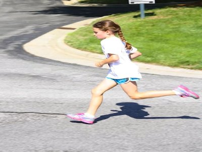 9-Year-Old GO FAR Runner Sets Goals, Dreams Big