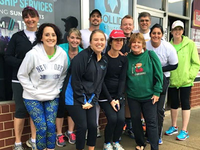 Run for God Group to Join Yadkin GO FAR Event