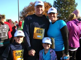 Mom Finds Love of Running, Inspiration for Others Through GO FAR